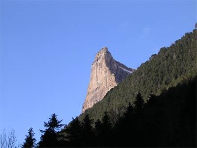 Tozal del Mallo - Ordesa