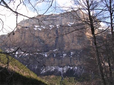 fraucata, Valle de Ordesa