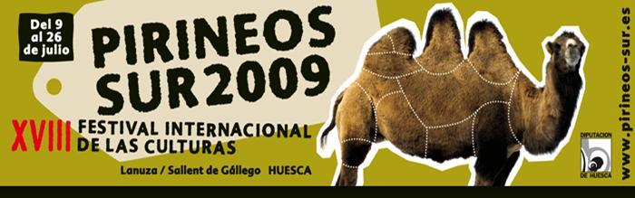 pirineos sur 2009