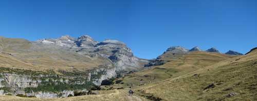Camino a San Vicenda - Añisclo - Ordesa