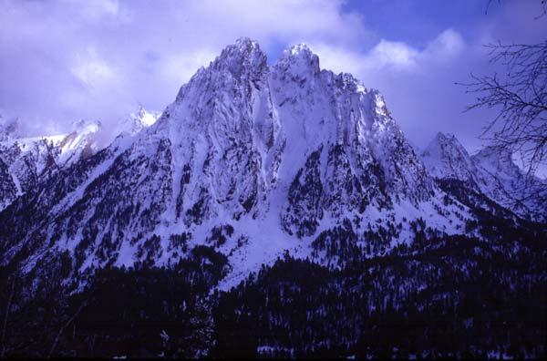parque nacional de aigüestortes - els encantats