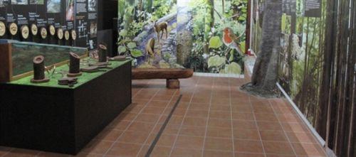 imagen del centro de interpretación del parque Posets-Maladeta en San Juan de Plan