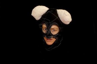 Anti-Hass-Maske