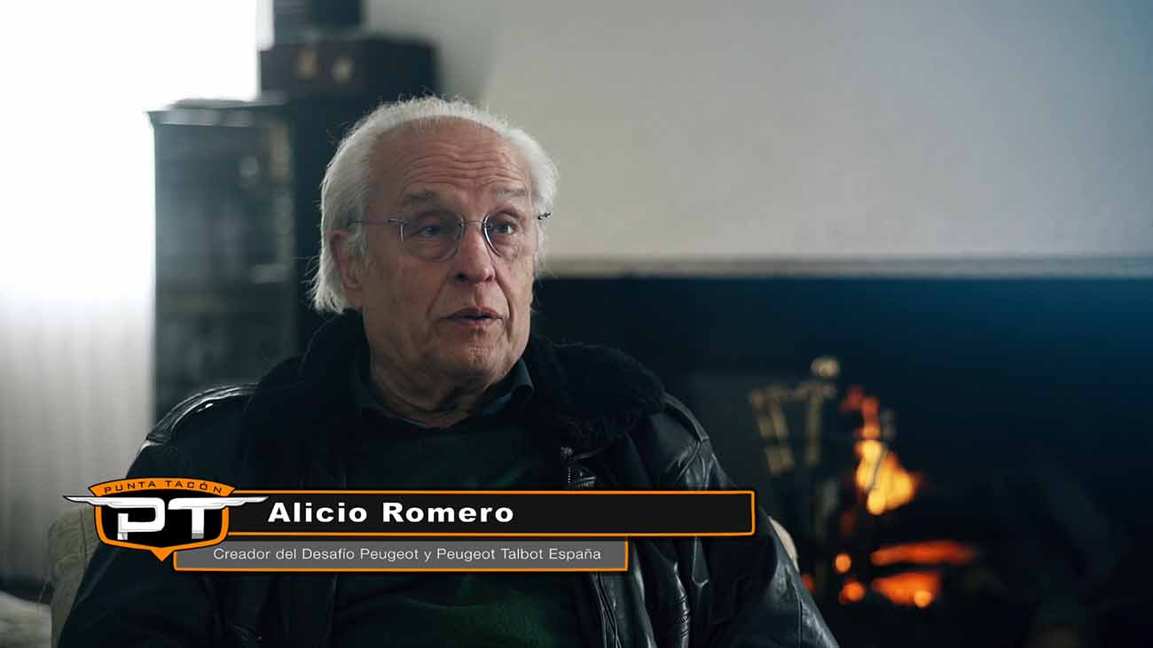 Alicio Romero - PUNTA TACON TV