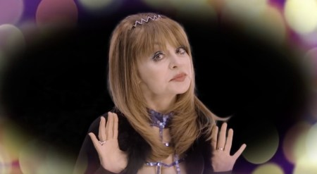 Comedian Judy Tenuta singing about her Christmas Wish - music video Produced by Pirromount Pictures