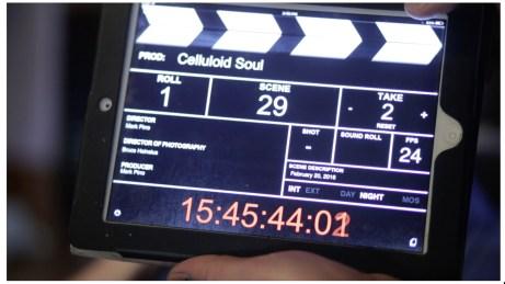 Pirromount slate for Celluloid Soul