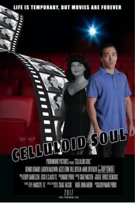 Lauren Baldwin Dennis Kinard in Pirromount's Celluloid Soul