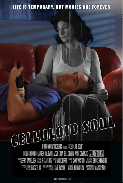 Pirromount Pictures presents Lauren Baldwin in a romantic fantasy film, Celluloid Soul
