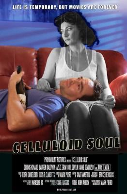 Lauren Baldwin and Dennis Kinard in Pirromount's Celluloid Soul