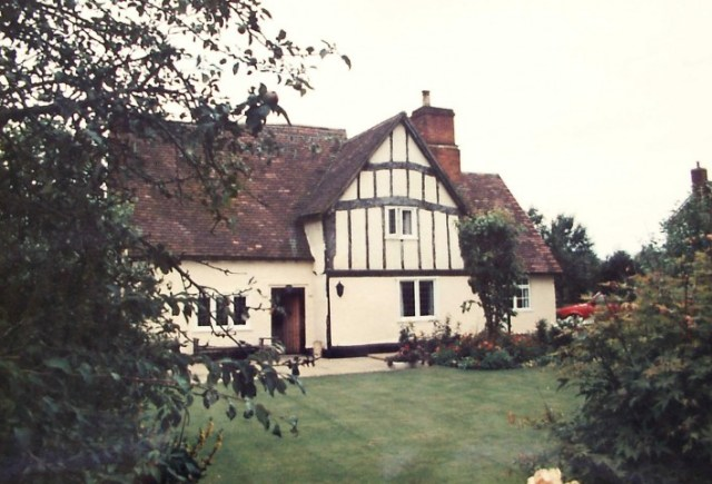 The house was extended and modernised in the 1970s by the Grooms.