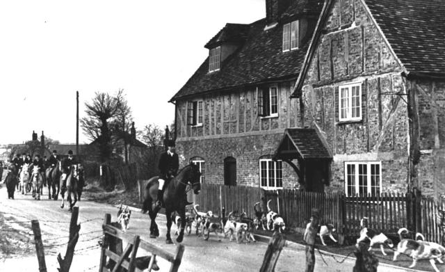 Middle Farm was in Crabtree Lane.It was demolished in the 1960s
