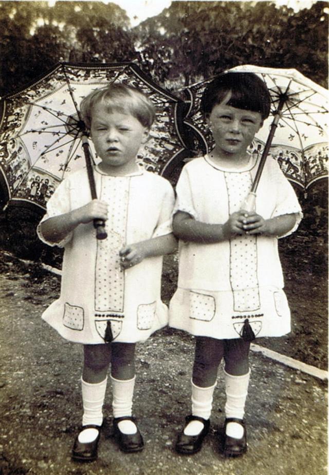 Clare and Nina