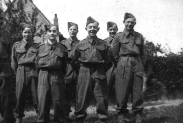 Army cadets 1941