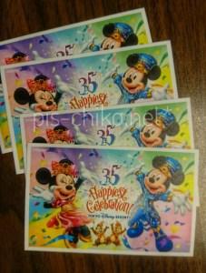 3 Day Magic Passport
