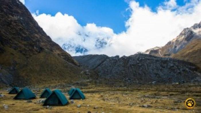 Acampamento Salcantay