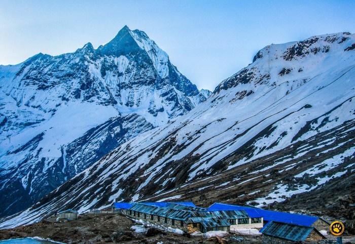 Trekking em Annapurna