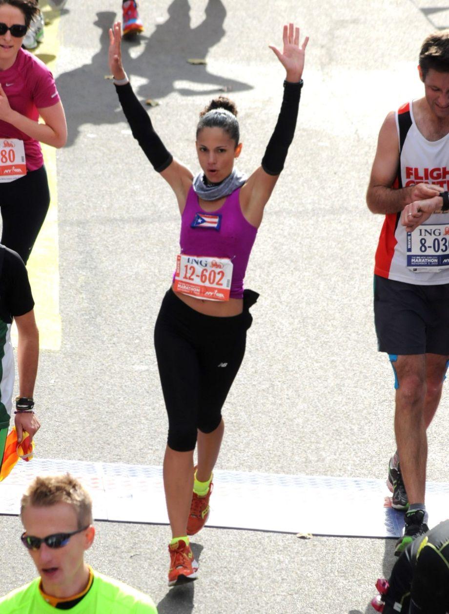 Mi segundo maratón fue el de New York 2013