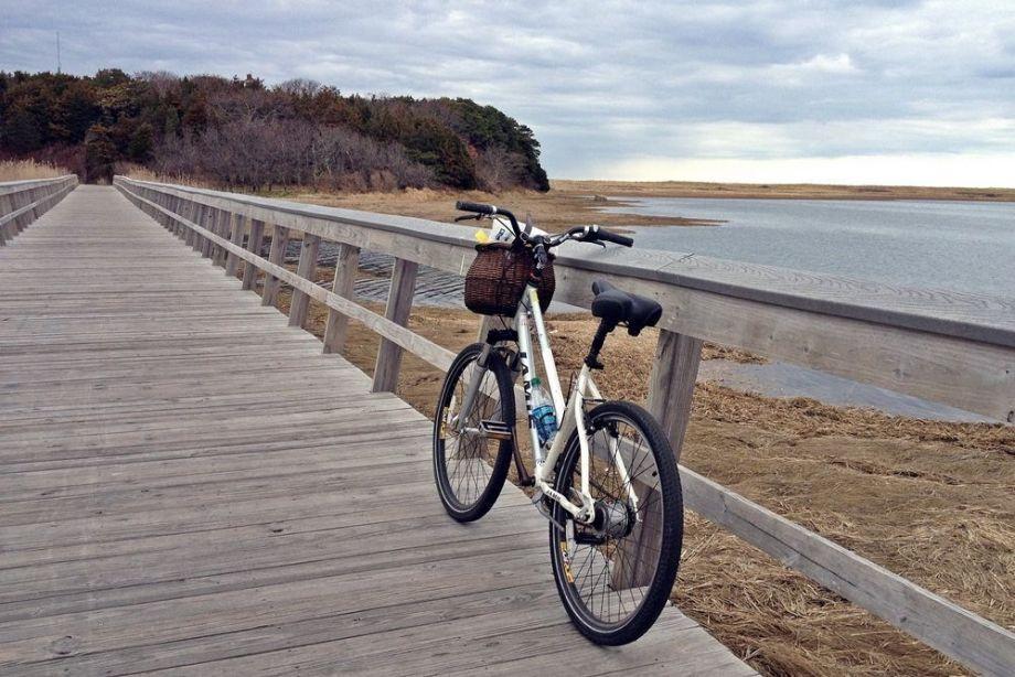bicicleta Cape Cod