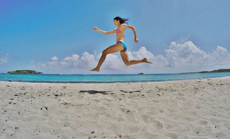 Vieques running