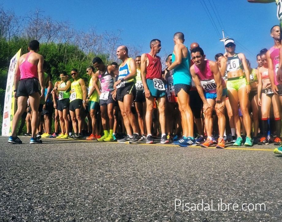 Medio Maratón de Villalba