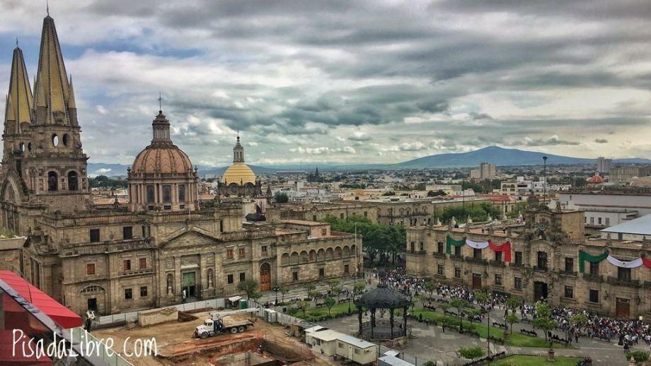 Centro de Guadalajara México