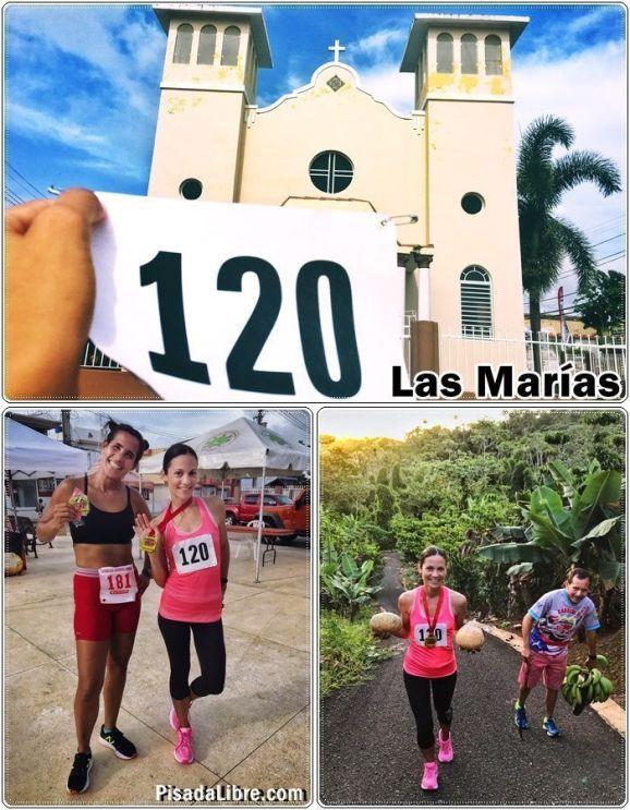 Running Map: Las Marías