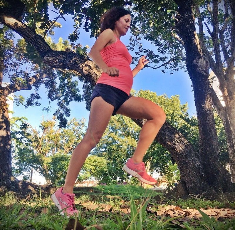 Running embarazada 2do trimestre