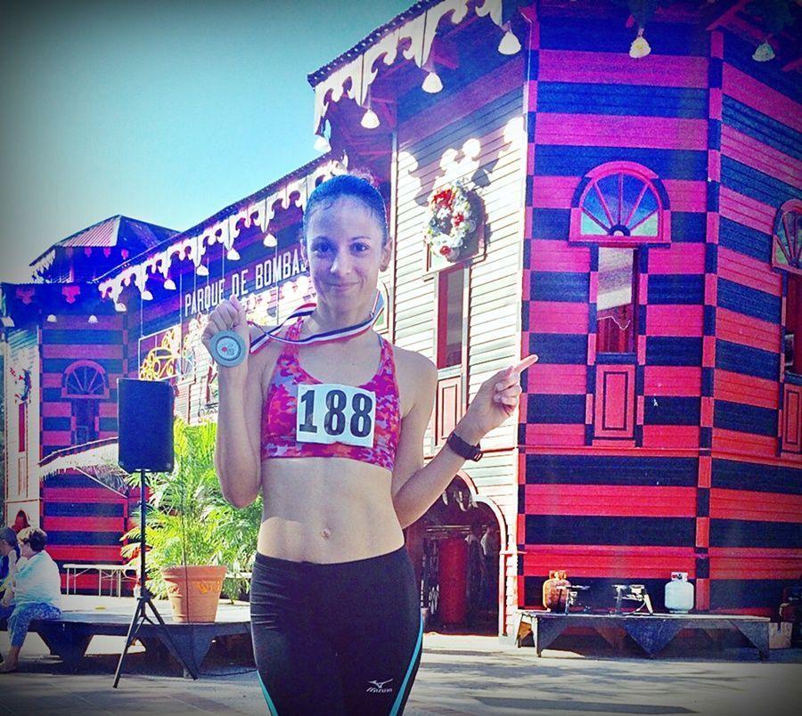Maratón en Puerto Rico done