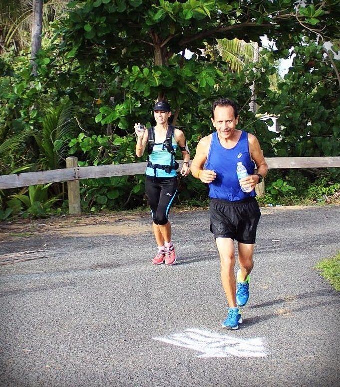 Running partner Ultramaratón