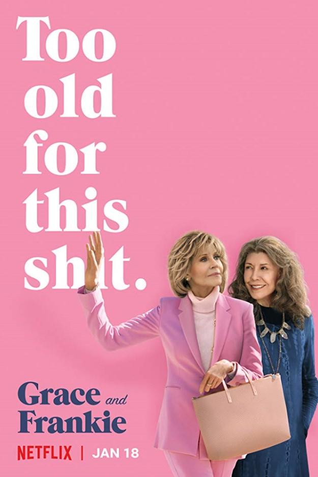Grace And Frankie Quotes : grace, frankie, quotes, Netflix, Recommendation:, Grace, Frankie, (2015-)