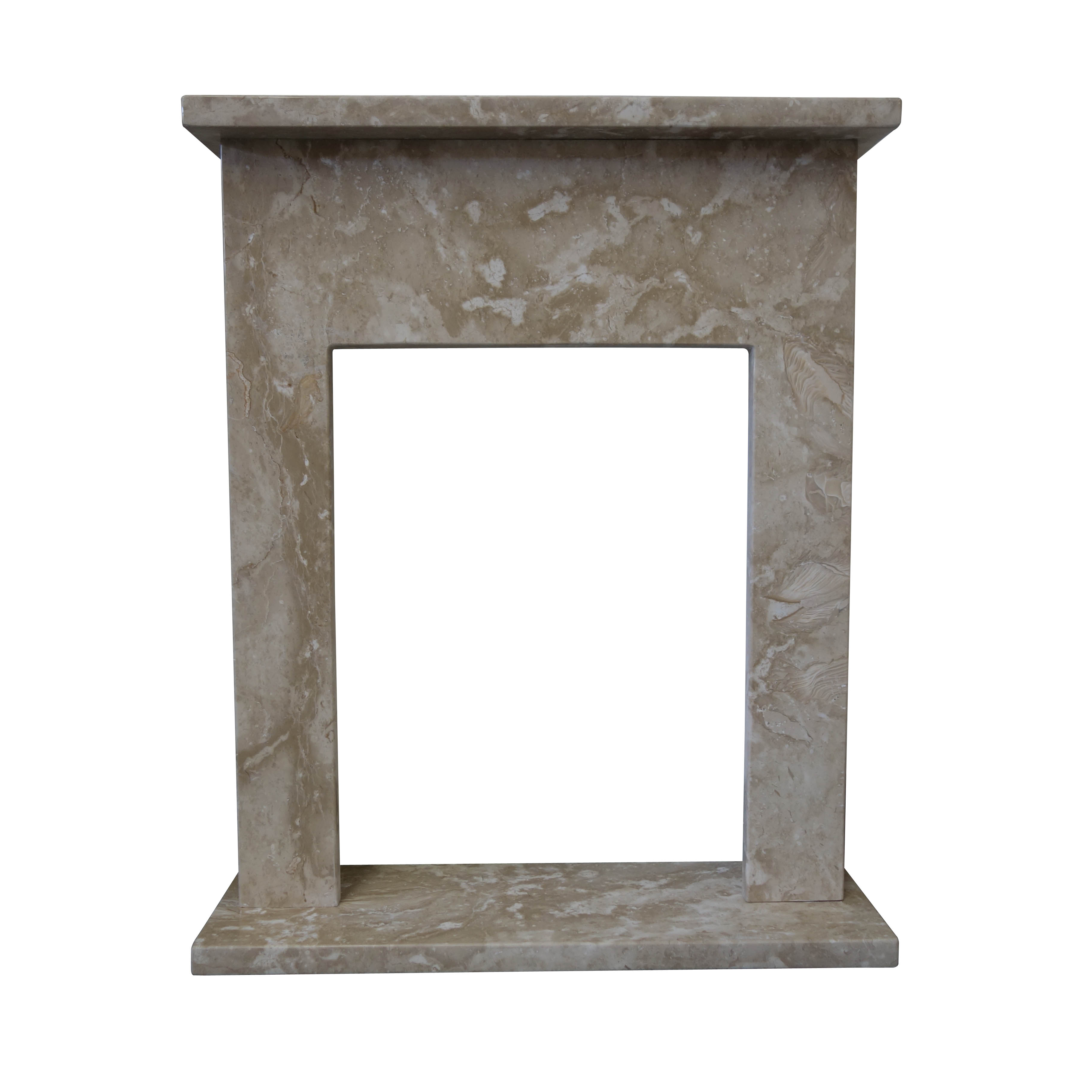 Handcrafted Marble And Limestone Fireplaces