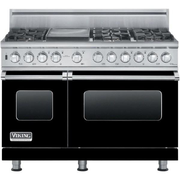 Viking Dual Fuel Double Oven Range