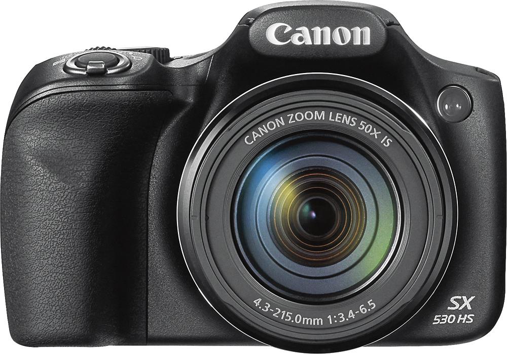 Canon  Cmara SX530  Negro