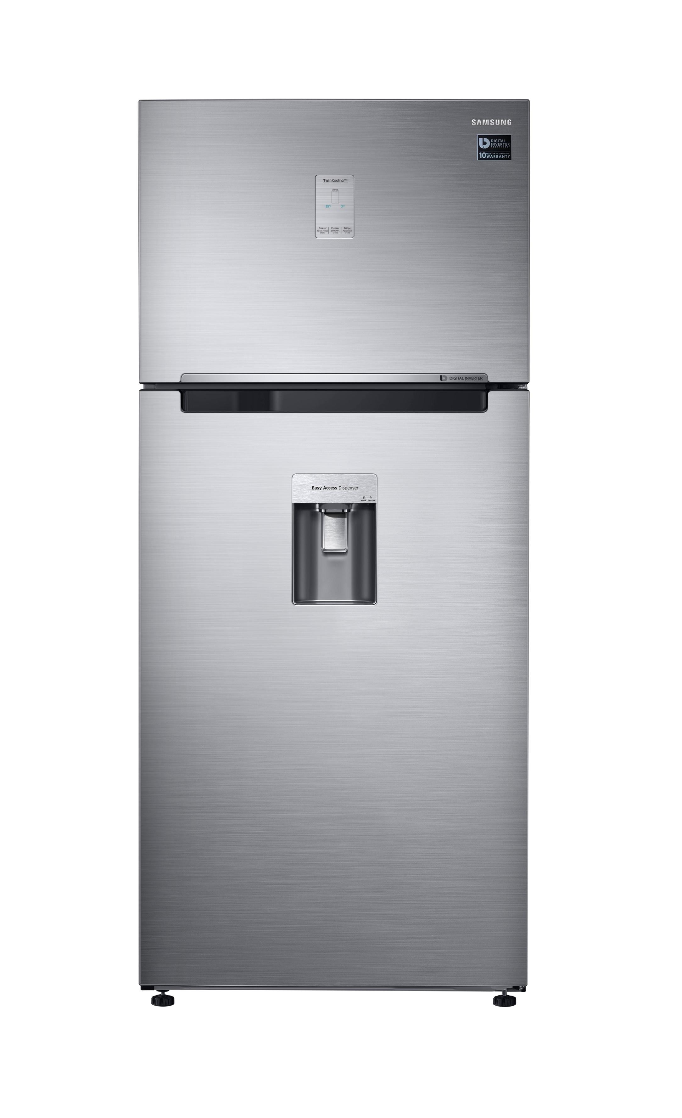 Samsung Refrigerador Top Mount De 19Pies Cbicos Acero
