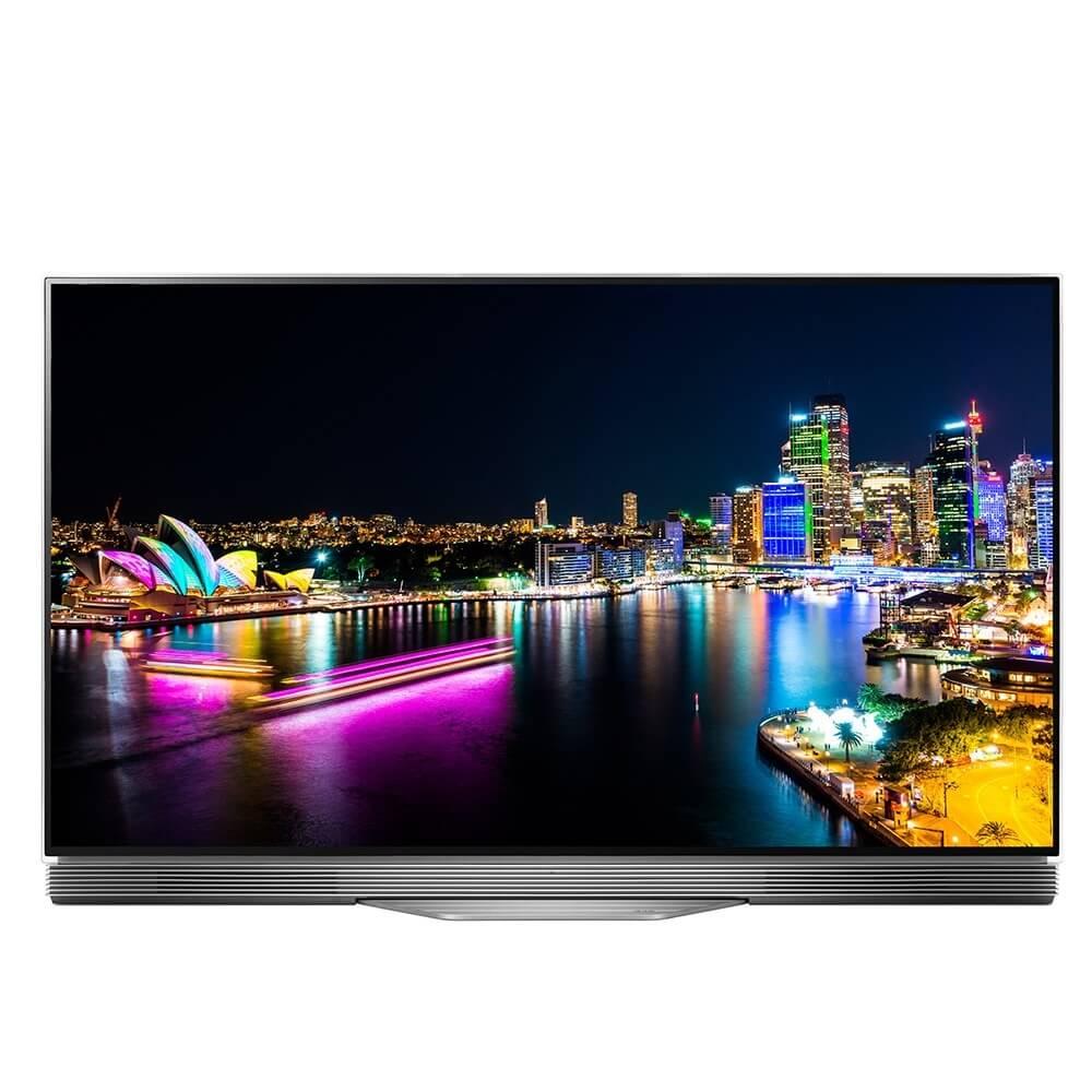 LG  Pantalla de 55  OLED  Smart TV  Plana  4K  Negro
