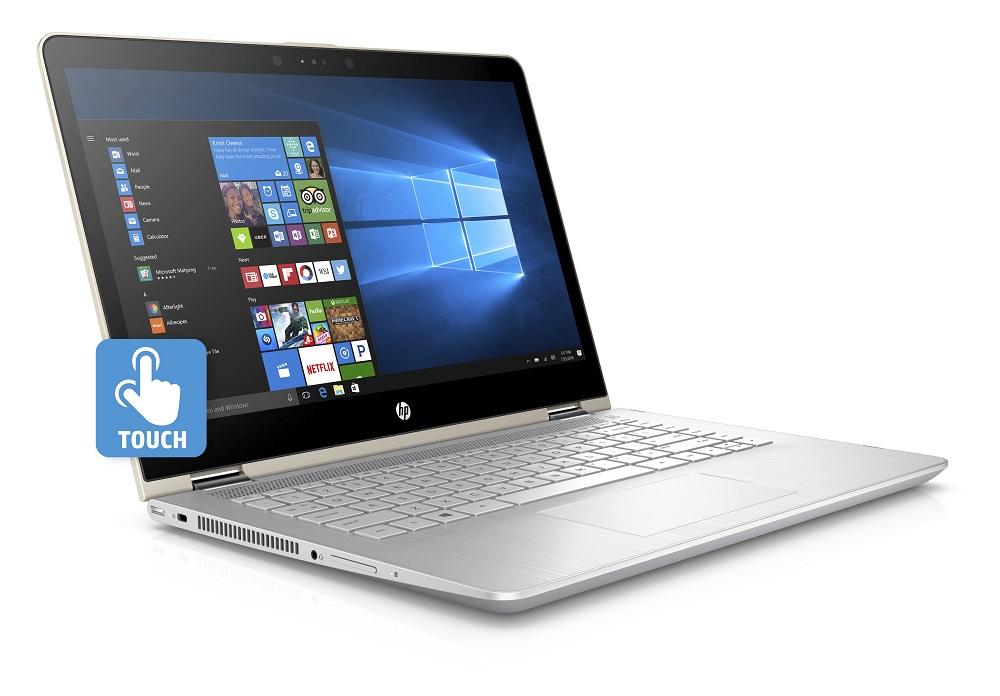 HP  Laptop Pavilion x360 Convertible 14ba004la de 14