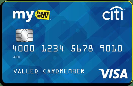 My Best Buy Visa Card