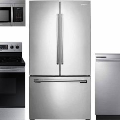 Kitchen Aid Gas Stove Compact Kitchens Appliance Packages At Best Buy Refrigerator Range Dishwasher Microwave