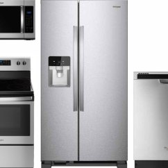 Lg Kitchen Appliance Packages Mid Range Cabinets At Best Buy Quality Appliances With Effortless Style