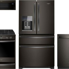 Lg Kitchen Appliance Packages Moroccan Tile Backsplash At Best Buy Black Stainless With All The Bells And Whistles