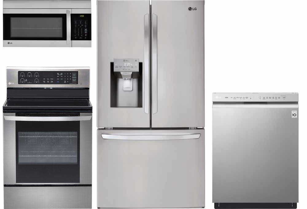 kitchen deals birch cabinets appliance packages at best buy budget friendly tech with stylish smart features