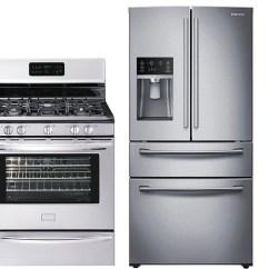 Large Kitchen Appliances Samsung Package Home Best Buy Major