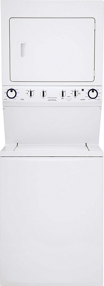 Best Buy: Frigidaire 3.3 Cu. Ft. 9Cycle Washer and 5.5 Cu