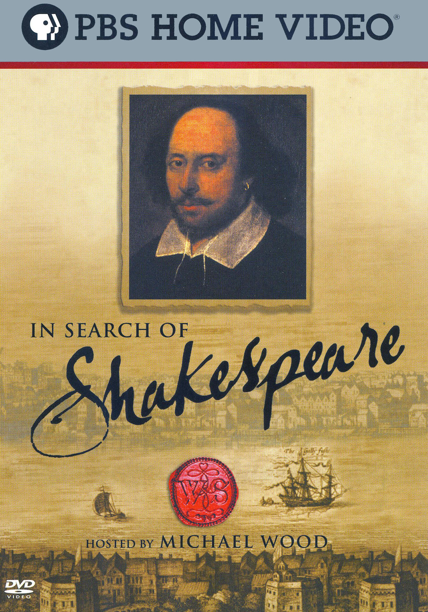 In Search Of Shakespeare 2 Discs Dvd