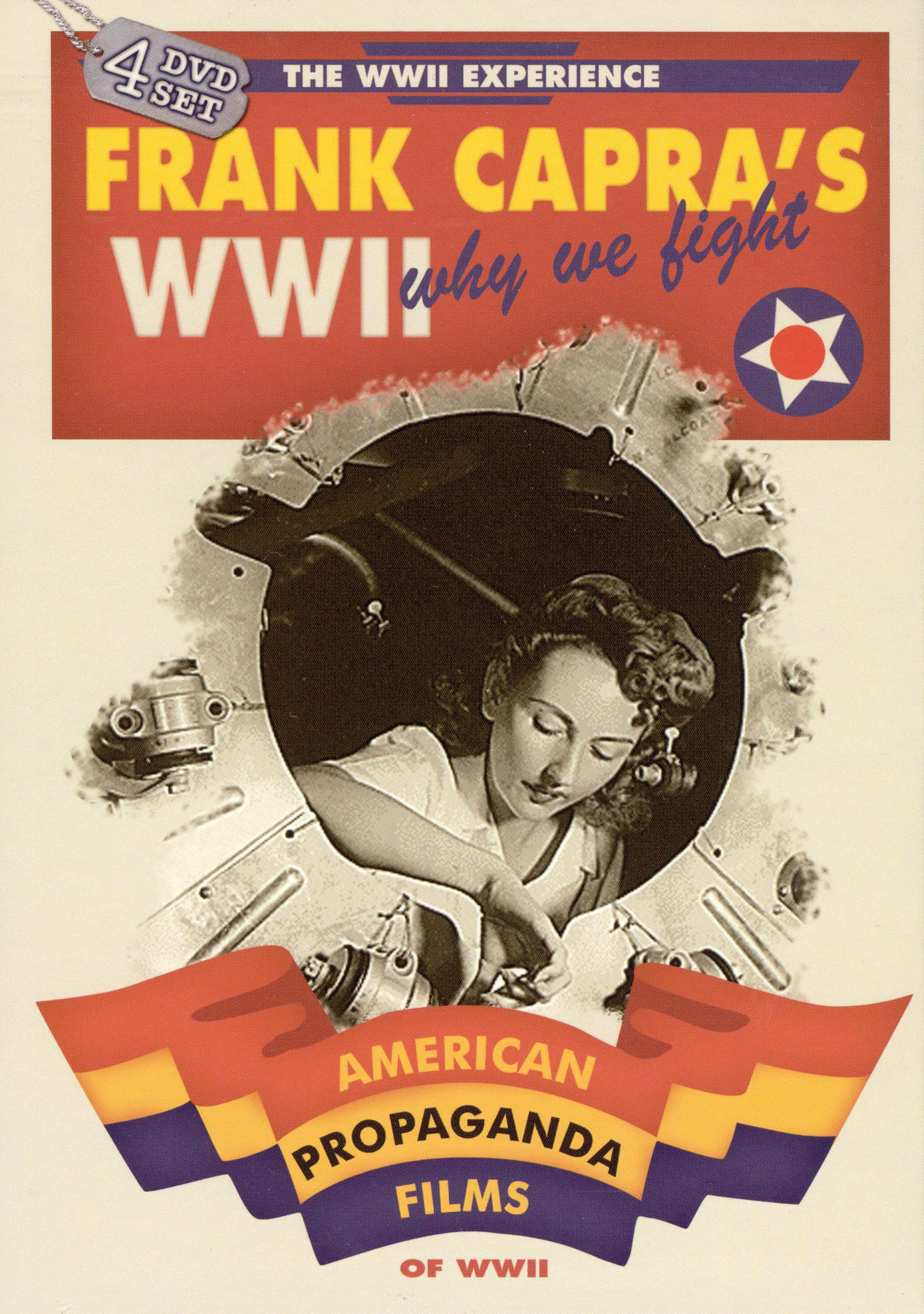 Best Buy Frank Capra S Wwii Why We Fight American