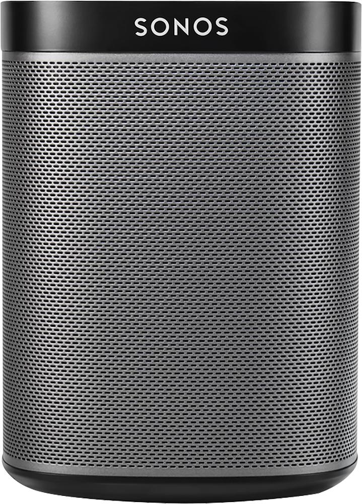 Sonos Play1 Wireless Smart Speaker for Streaming Music Black PLAY1US1BLK  Best Buy