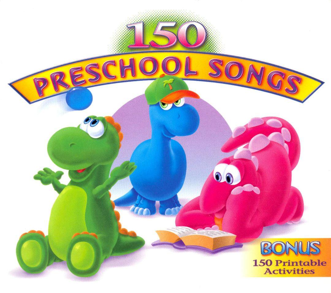 Best Buy 150 Preschool Songs Cd
