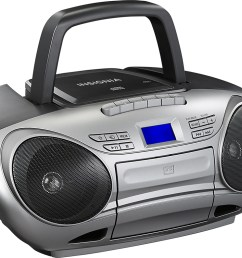 insignia cd cassette boombox with am fm radio black gray ns bcdcas1 best buy [ 1000 x 794 Pixel ]