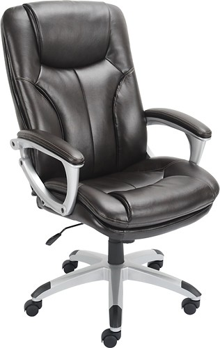 true innovations office chair black wire customer reviews 40592 best buy
