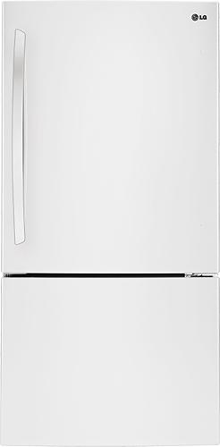 Best Buy: LG 23.8 Cu. Ft. Bottom-Freezer Refrigerator